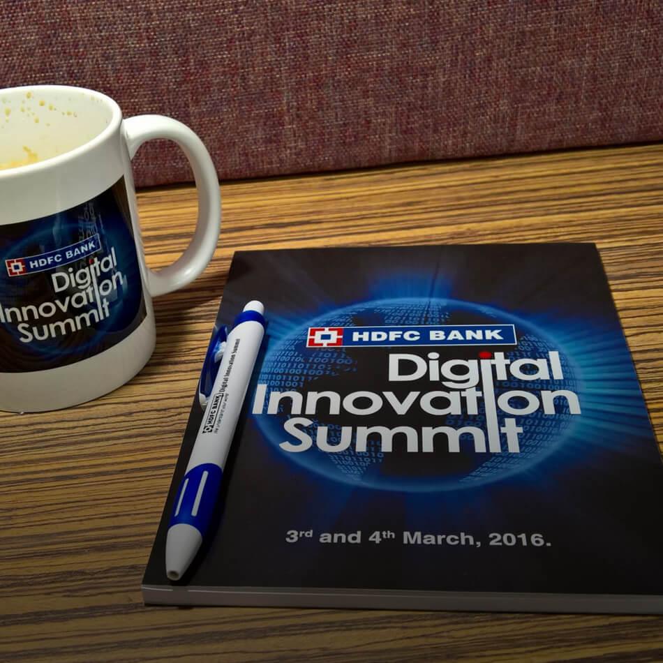 HDFC Bank organized Digital Innovation Summit on March 3-4, 2016